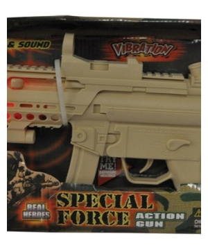 Special Force Action Gun