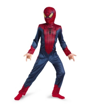 Spiderman Movie Boys Costume