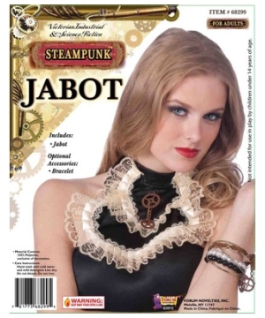 Steampunk Jabot Costume