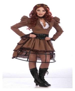 Steampunk Vicky Costume