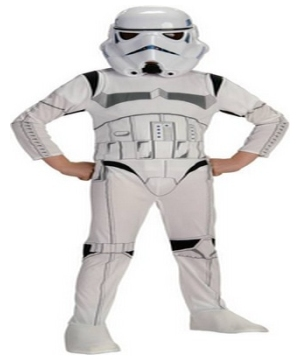 Star Wars Storm Trooper Boys Costume
