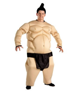 Sumo Wrestler Men Costume