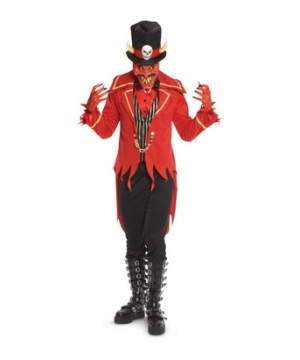 Underworld Ringmaster Devil Men Costume