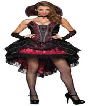 Vampire Vixen Women Costume