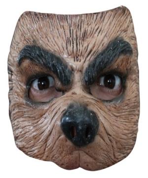Wolf Half Mask