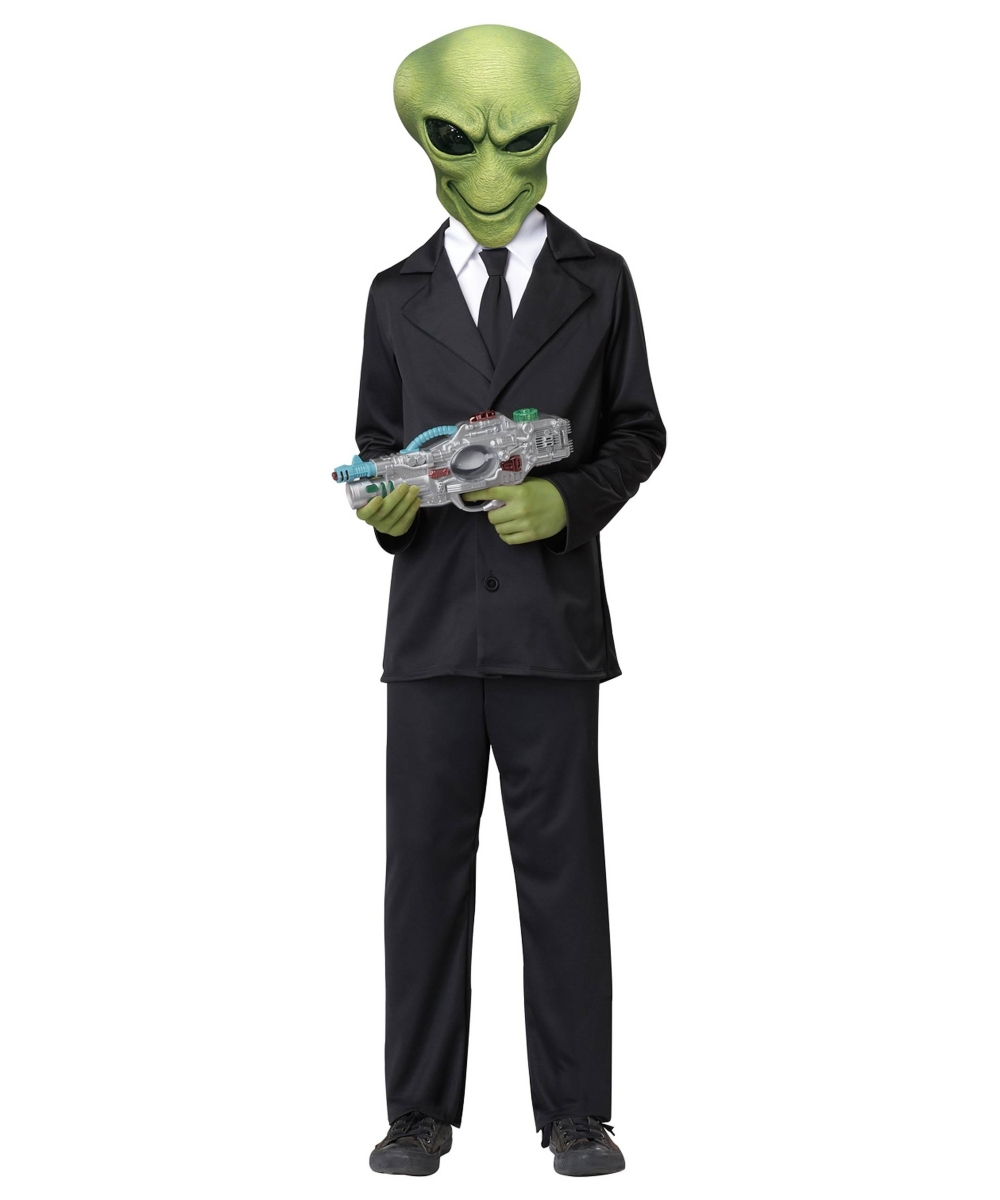 Alien Costumes and Extraterrestrial Halloween Outfits