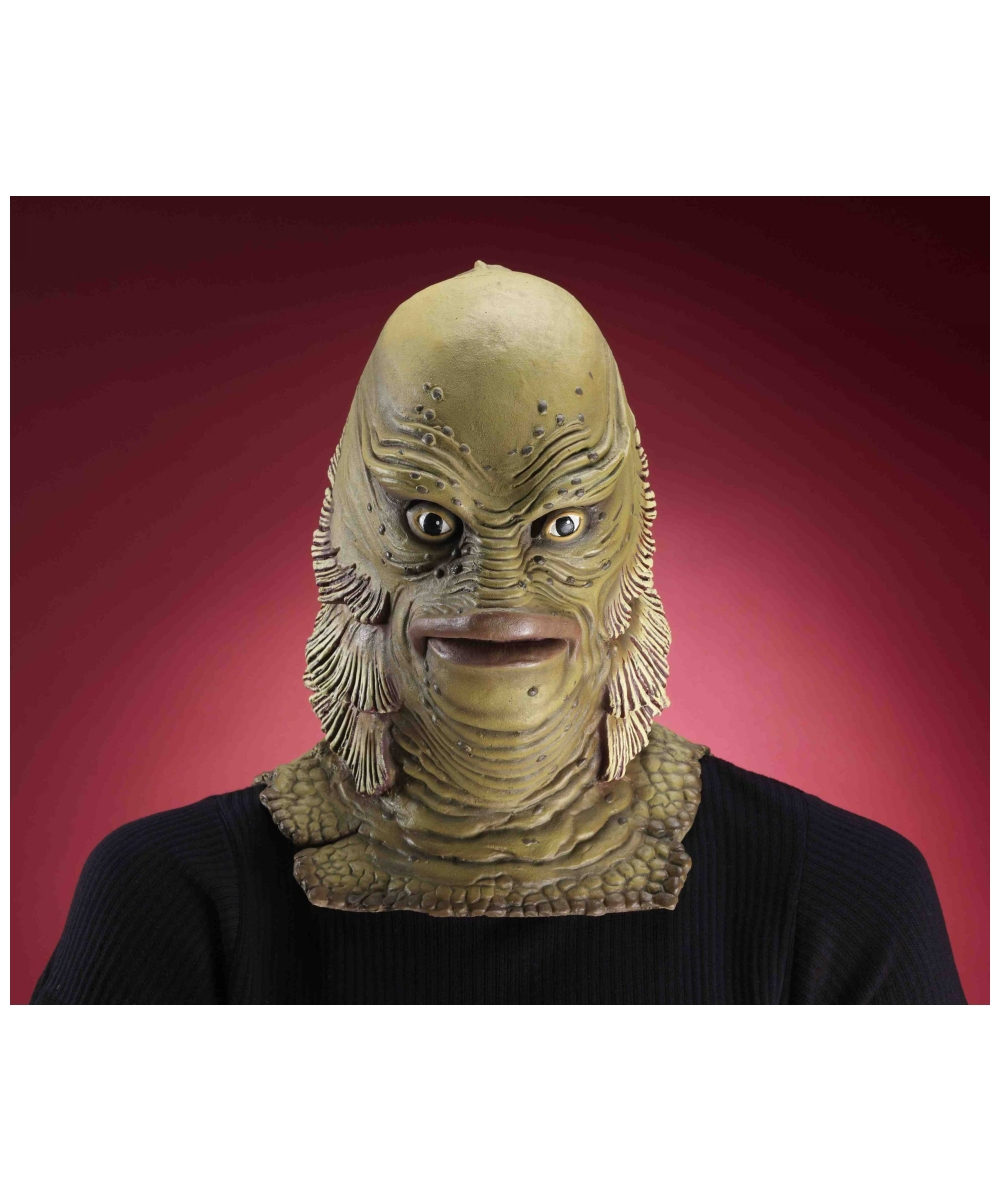 Adult Creature From the Black Lagoon Mask Collectors Edition ...