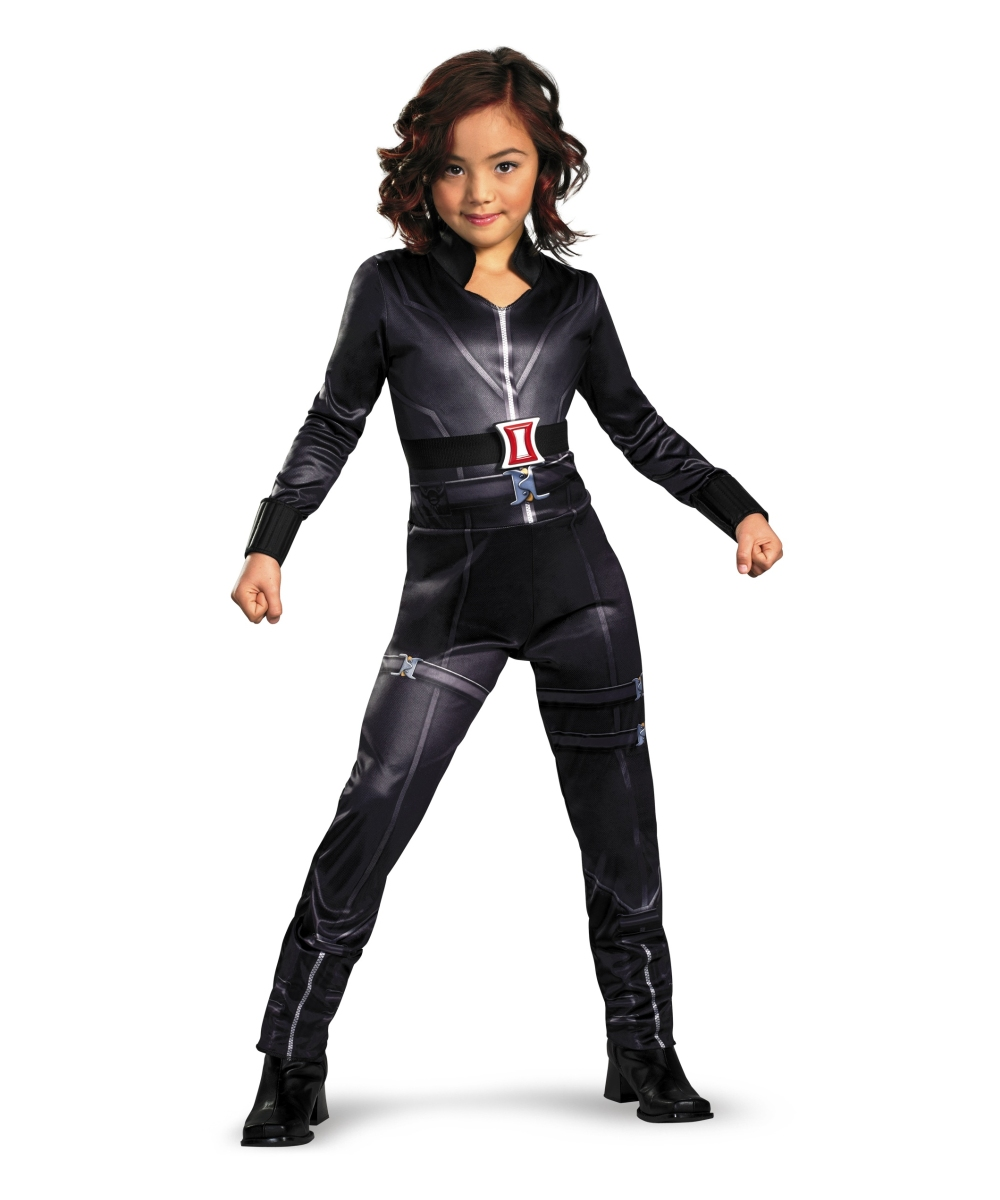 Black Widow Kids Movie Superhero Costume Superhero Movie