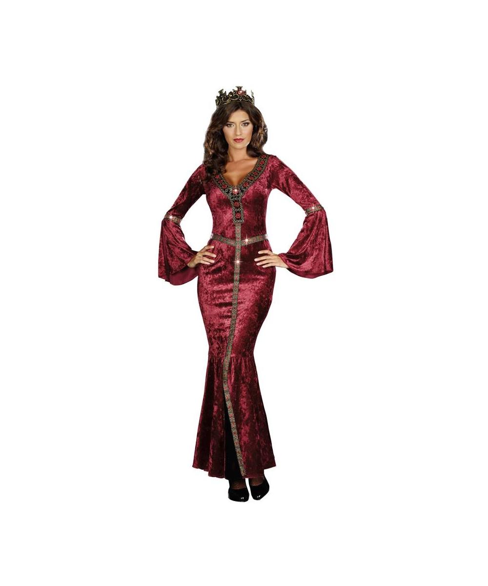 camelot-women-costume