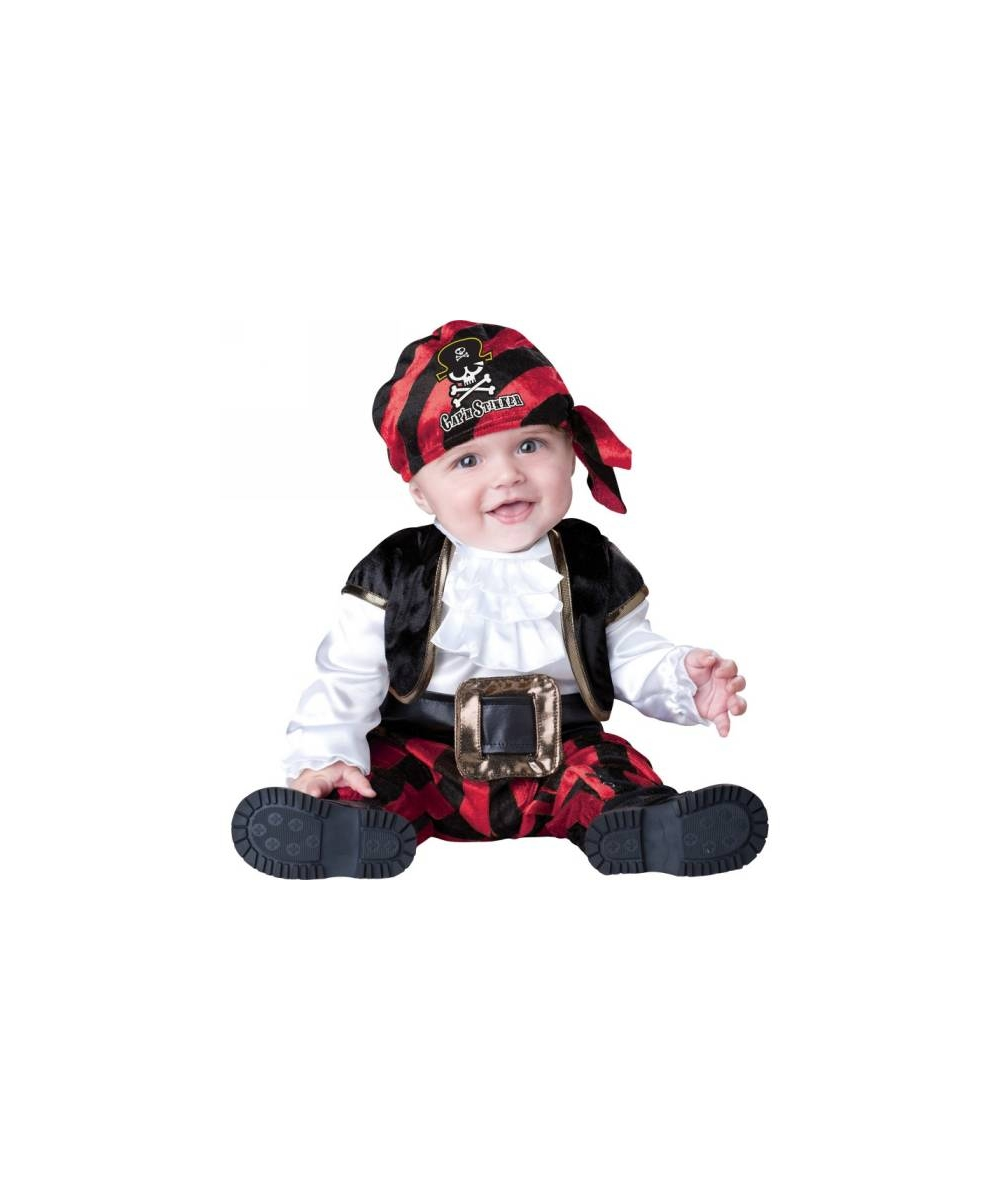 Captain Baby Costume