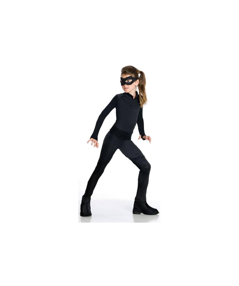 Catwoman Girl Batman Superhero Movie Costume - Girls Costumes