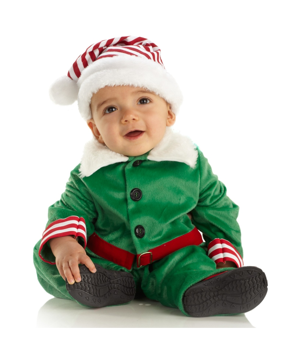 Elf Boys Costume