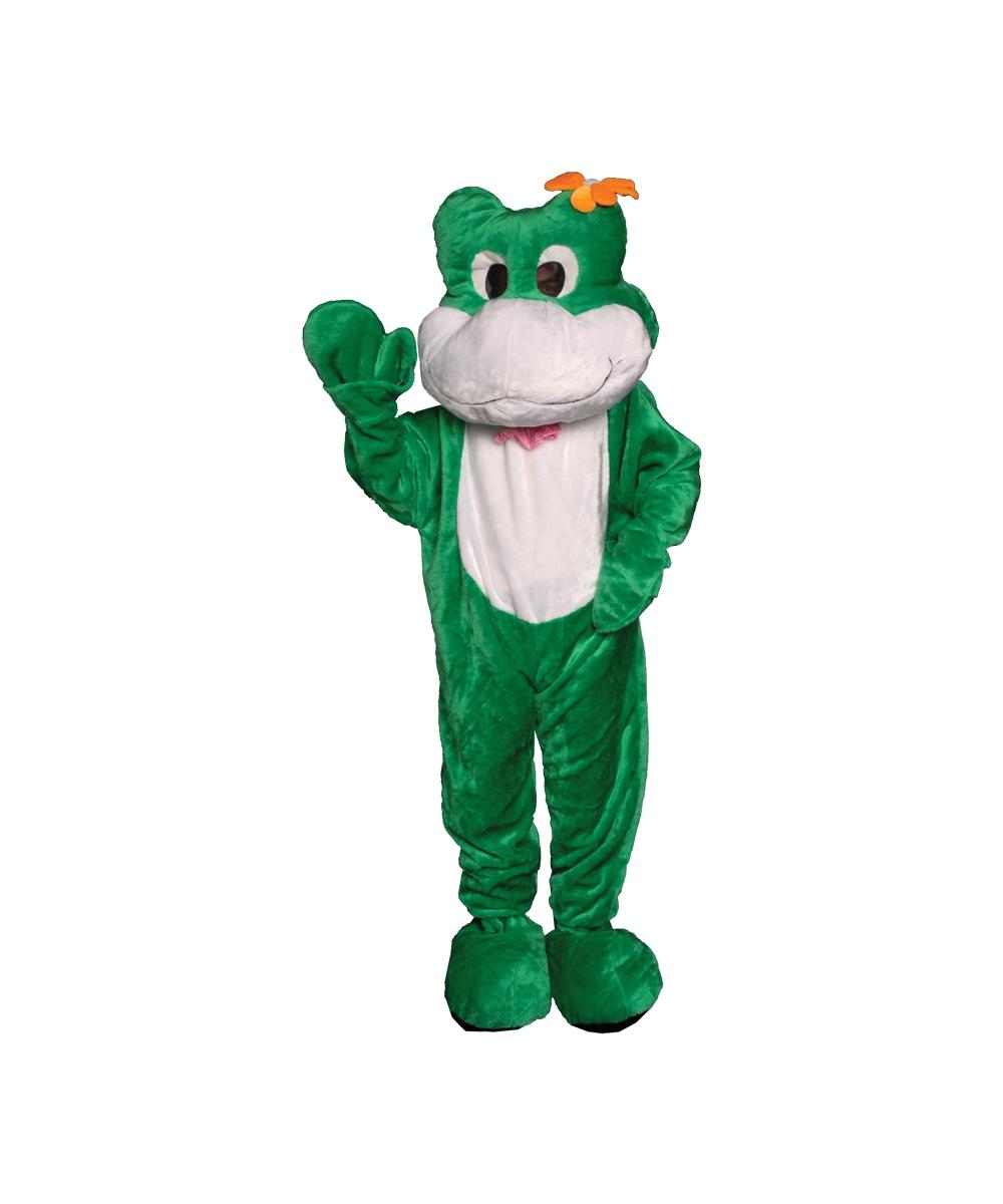 Frog Costume Adult 100