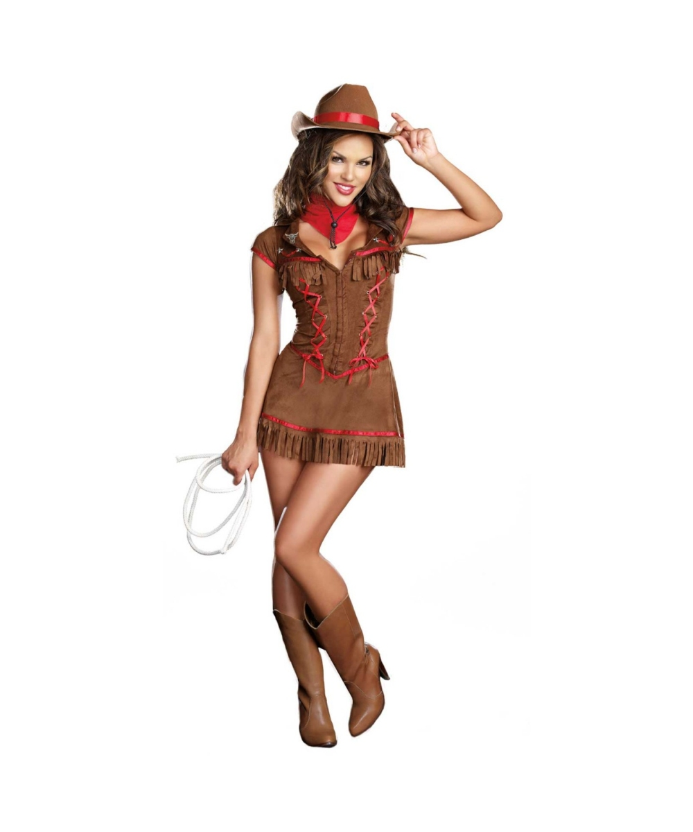 Cowgirl Costumes - Cowgirl Halloween Outfit