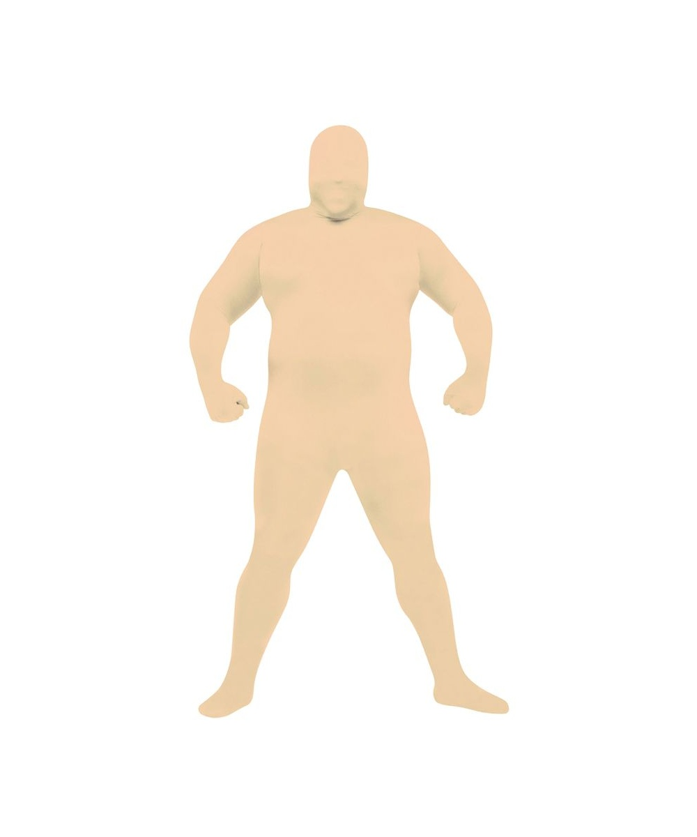 Green Skin Suit Men plus size Costume