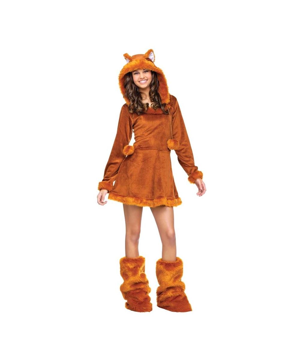 Fox girl costume - photo#17  sc 1 st  animalia-life.club & Fox Girl Costume