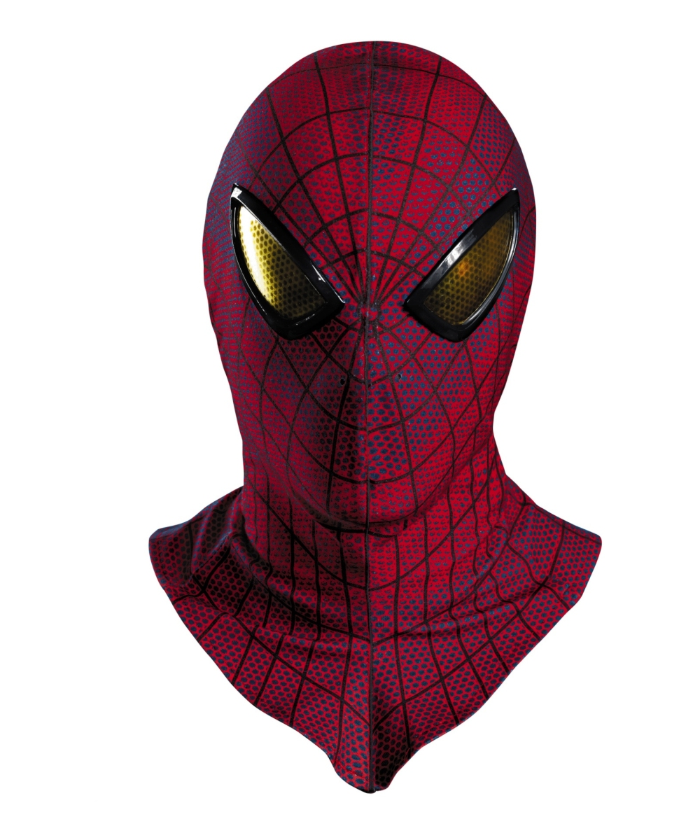Adult The Amazing Spiderman Mask Men Costumes