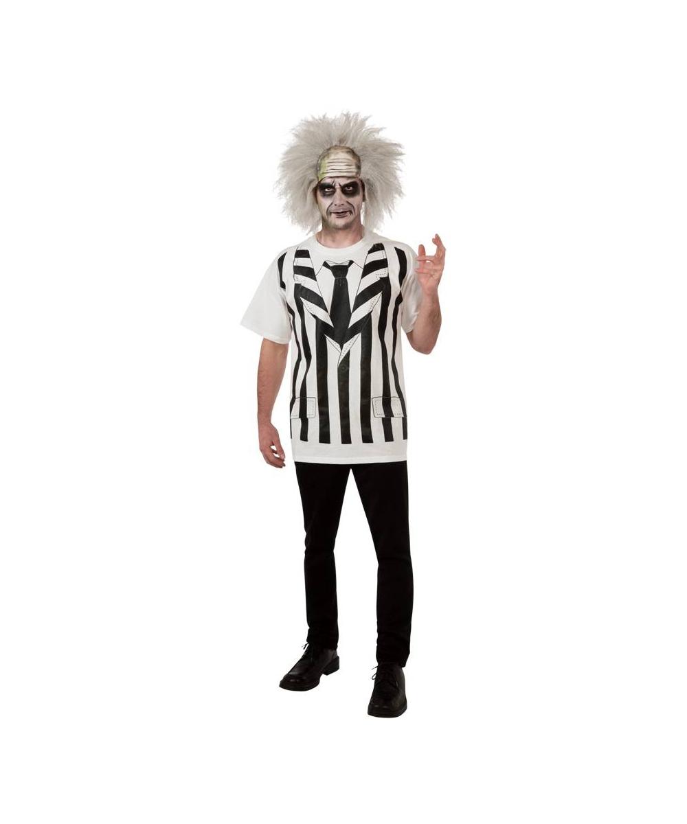 Beetlejuice costume adult