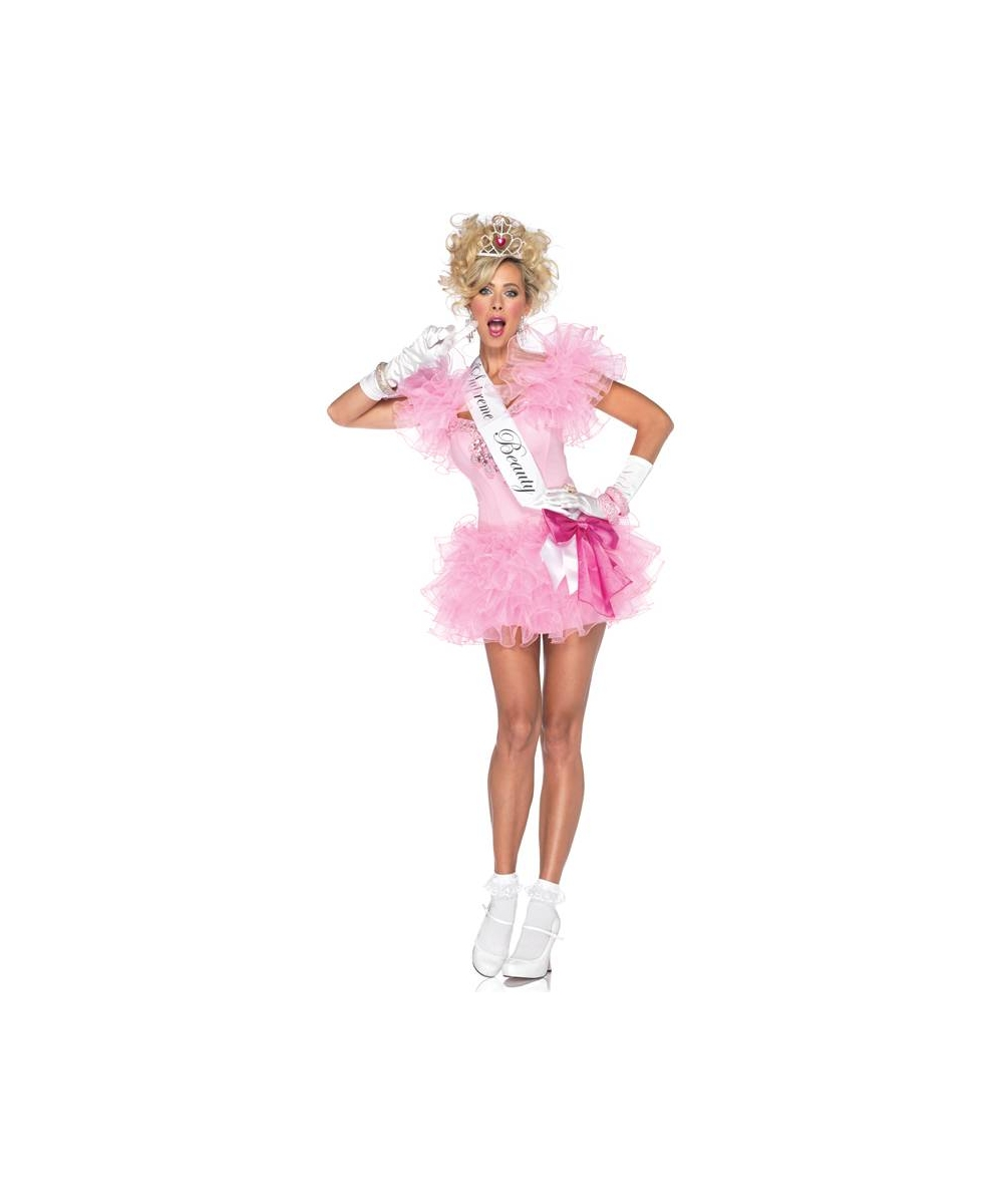 Miss Supreme Beauty Costume