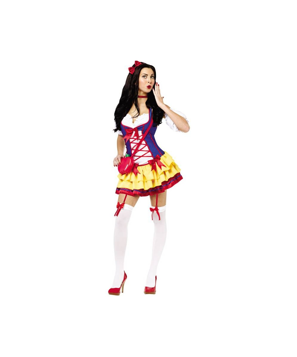 apple one bad adult costume apple costumes - Apple Halloween Costumes