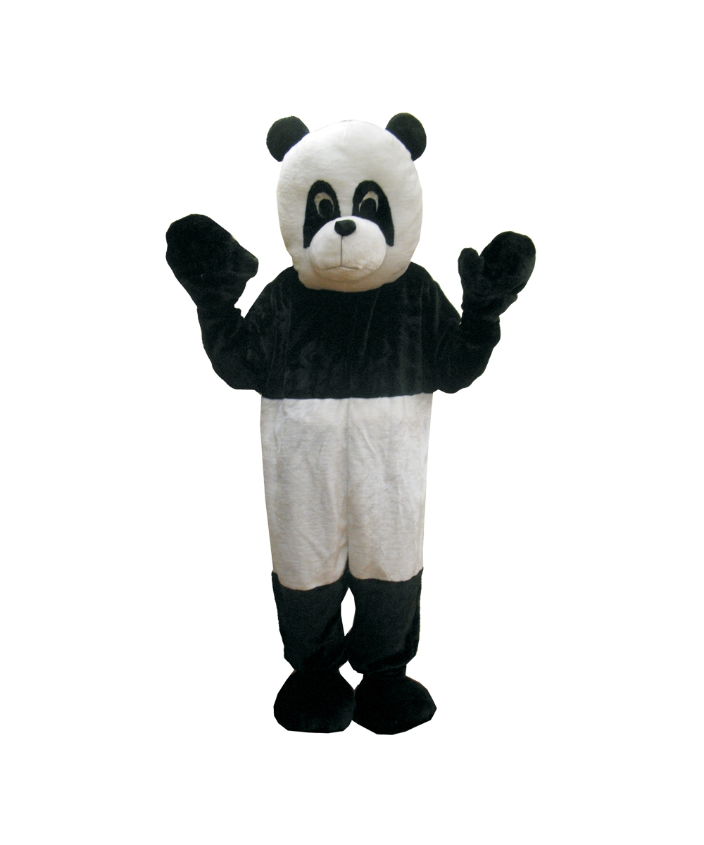 Adult Panda Mascot Costume Panda Animal Costumes