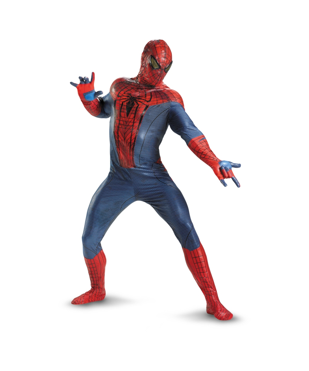 Real Spiderman Costume For Kids