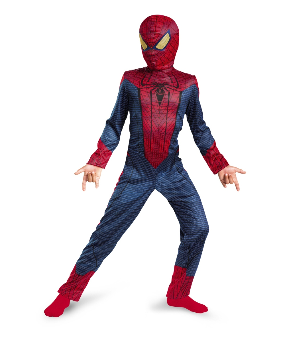 Spiderman Costumes. Dressing up as a group of characters from the comic strip or series of feature films based on Spiderman is a great way to bring out your inner superhero this Halloween.