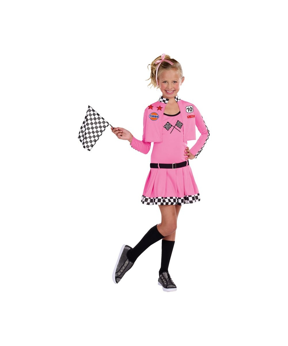 sweet lil racer girl costume girls costumes