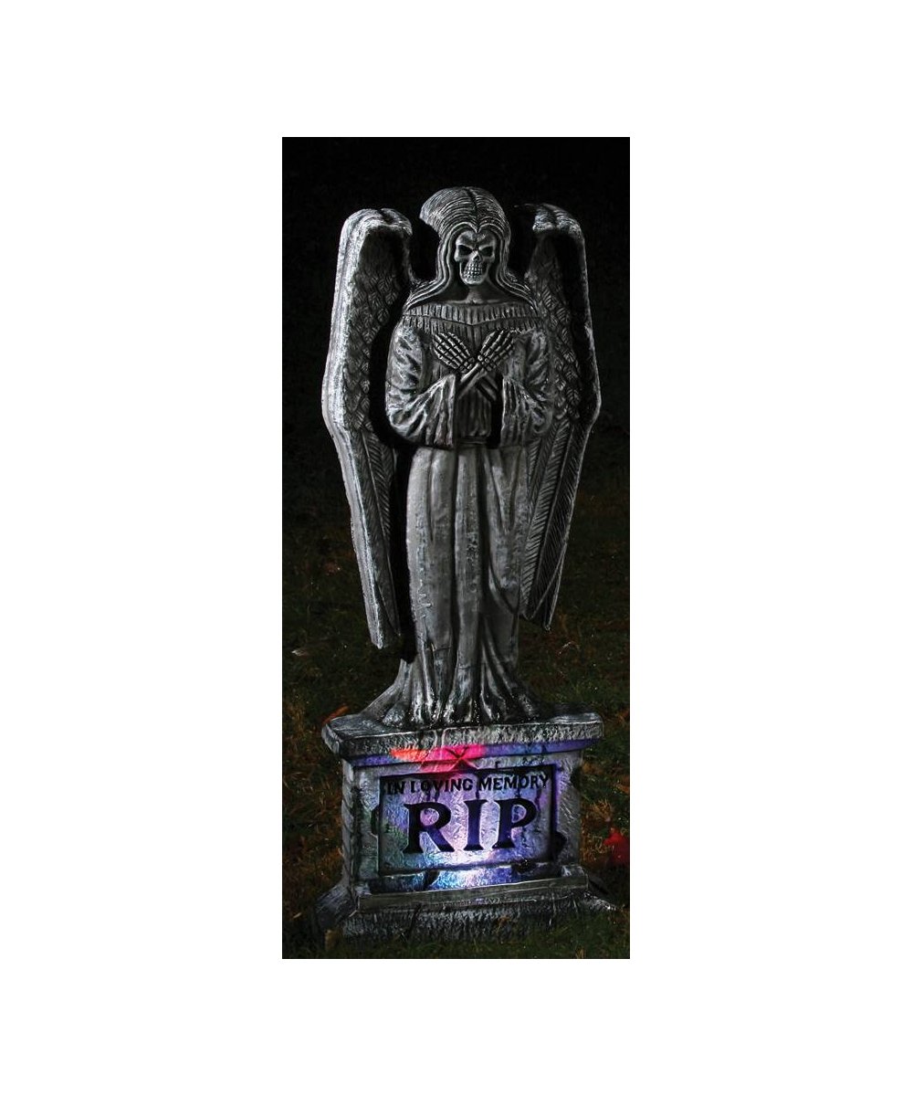 angel of gothic tombstone - photo #4
