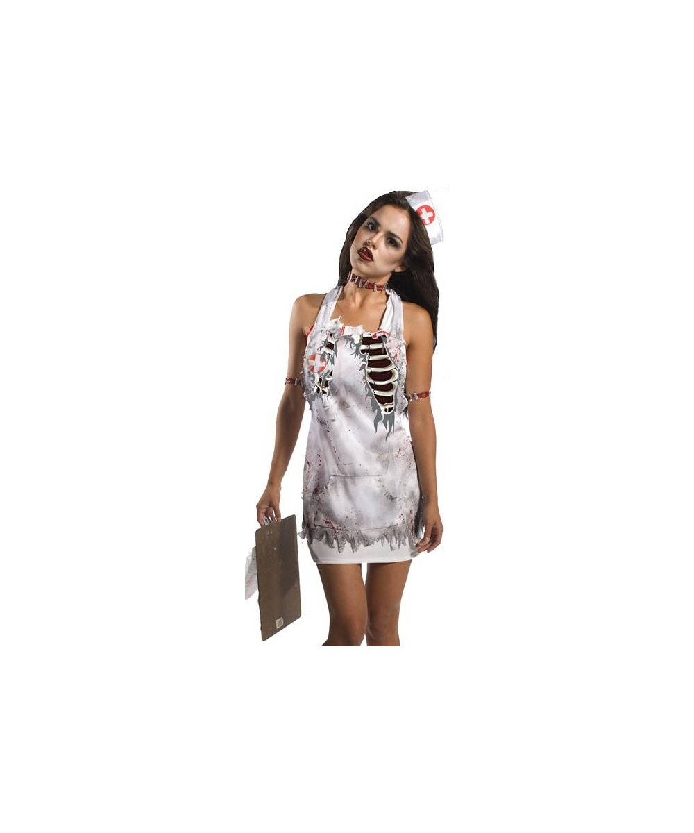 White apron halloween - White Apron Halloween 62