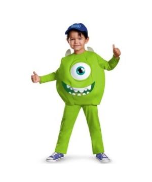 Monsters University Mike Boys Costume