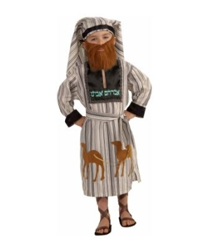 Abraham Purim Boys Costume