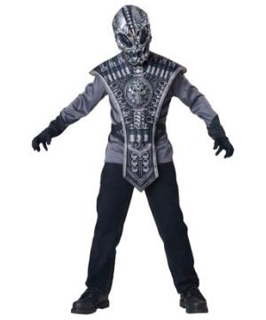 Alien Warrior Kids Costume