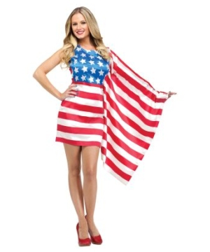 American Beauty Costume