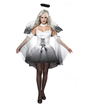 Angel Darkness Women Costume