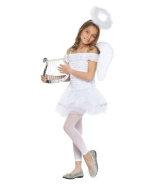 Angel Girls Costume