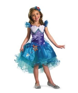Ariel Tutu Disney Girls Costume