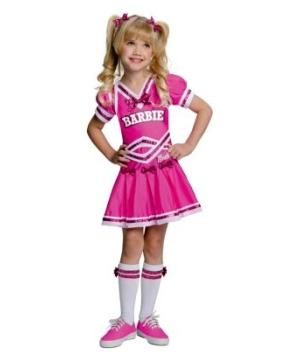 Barbie Cheerleader Kids Costume