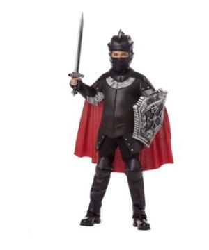 Black Knight Boys Costume