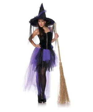 Black Magic Womens Costume