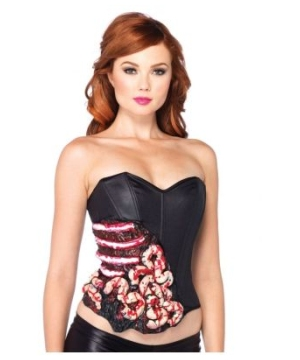 Blood Guts Corset