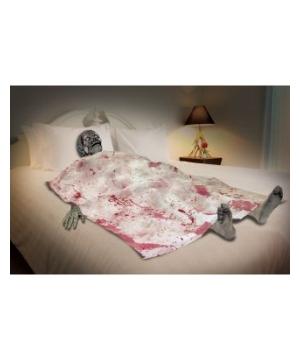 Bloody Zombie Halloween Decoration