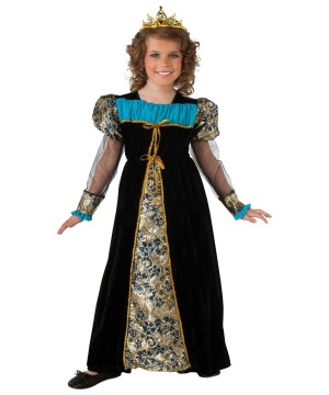 Camelot Princess Kids Costume