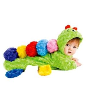 Caterpillar Baby Costume