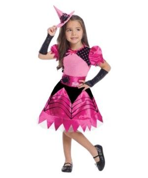 Child Barbie Witch