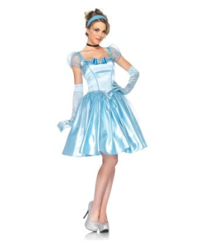 Cinderella Womens Costume