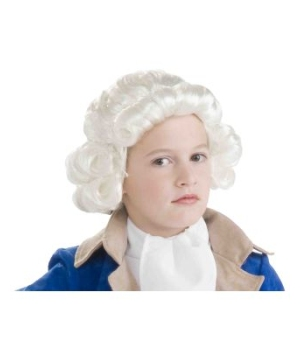 Colonial Boy Kids Wig