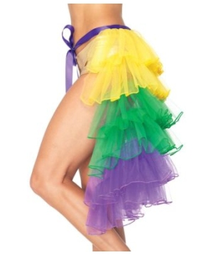 Color Mardi Gras Tutu