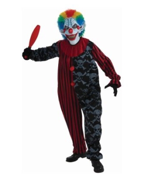Creepo Clown Mens Costume