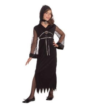 Economy Darling of Darkness Kids Costume